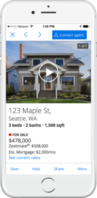 Zillow Video